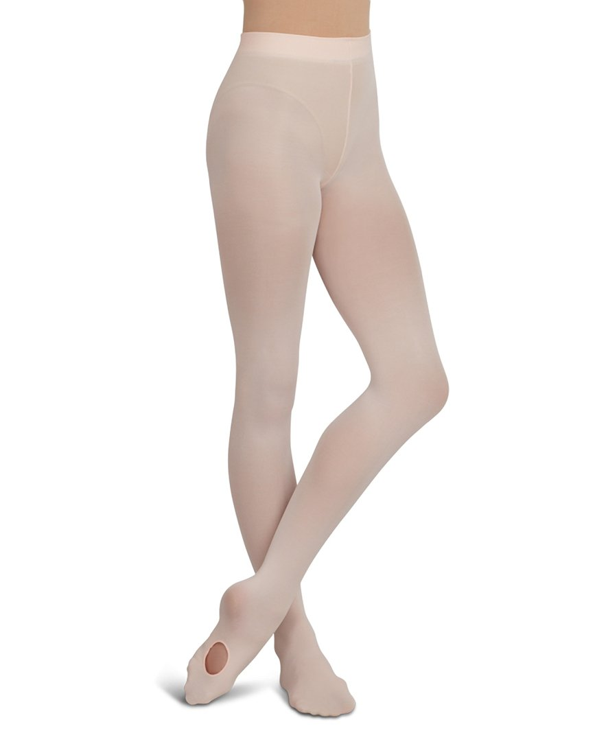 Capezio Women's Ultra Soft Transition Tight,Ballet Pink,Small/Medium