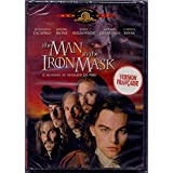 L'Homme au Masque de Fer - The Man in the Iron Mask (English/French) 1998 (Widescreen/Full Screen) Cover Bilingue
