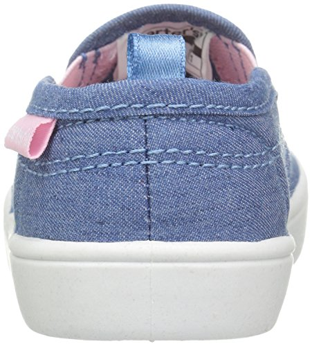 Carter's Tween Girl's Novelty Slip-On, Blue, 10 M US Toddler by Carter's (Image #2)