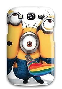 QIgSSRi5254pUgGZ AmandaMichaelFazio Minions Wllpaper Feeling Galaxy S3 On Your Style Birthday Gift Cover Case