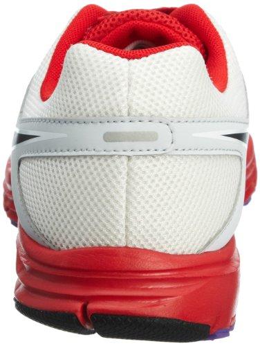 Nike Lunarfly + 3 487753-104 Lichtgewicht Flexibele Hardloopschoenen? Smmt Wht / Blk-unvrsty Rd-ultrvl