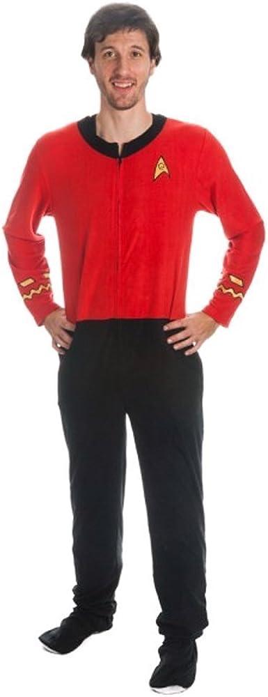 Amazon.com: Star Trek Command Unión Suit: Clothing