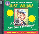 Front cover for the book The Holiday by Richmal Crompton
