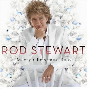 Merry Christmas, Baby (with 3 Bonus Tracks) [Audio CD] by Rod Stewart, Cee Lo Green, Mary J. Blige, David Foster