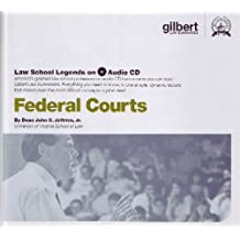 Federal Courts (Law School Legends Audio Series)