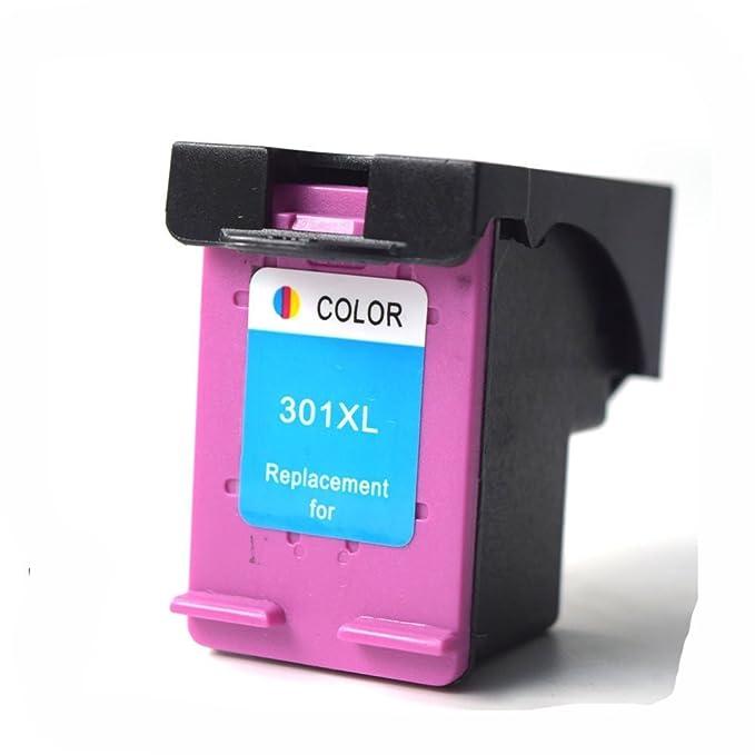 Cartuchos de tinta HP 301 XL compatibles con HP Deskjet 1000 ...