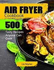 Discover Air Fryer Cookbook filled with tasty and easy recipes for beginners and pros!              Air Fryer is a popular innovation in the market nowadays. Cooking in air fryer makes your life easier and more convenient. If ...