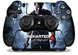 Cheap Controller Gear Uncharted 4 A Thief's End – PS4 Controller and Controller Stand Skin Set