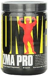 Universal Nutrition ZMA Pro Supplement -...