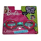 Mattel Barbie Fashion Diva Goggles Girl Swim Goggles Super Soft Water Tight Seal