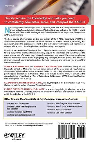 KABC-II Essentials