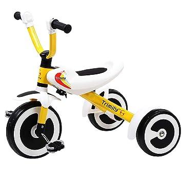 CHB Plegable niños Triciclo Bicicleta bebé niño Bicicleta Pedal ...