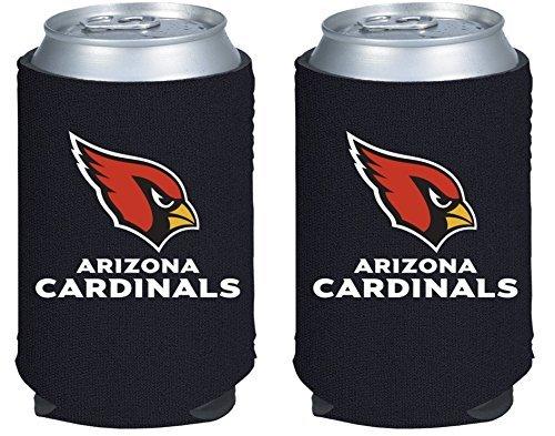 NFL Football 2014 Team Color Logo Holder Cooler 2-Pack