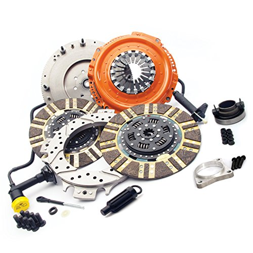 Centerforce 04026651 Diesel Twin Disc Clutch Assembly (Diesel Cylinder Twin)