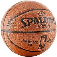 Spalding NBA Never Flat réplica de balón de: Amazon.es: Deportes y ...