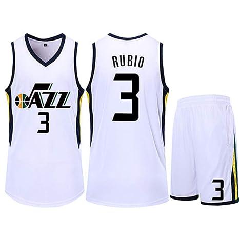 HS-ZGC Camiseta de Baloncesto para Hombre NBA Phoenix Suns Ricky ...