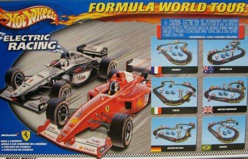 tyco-mattel-hot-wheels-formula-world-tour-slot-car-racing-set-w-2-cars-tyc95715