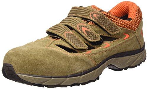 Cofra New Big Air S1 P SRC Paire de Chaussures de sécurité Taille 43 Marrón (Kaki)