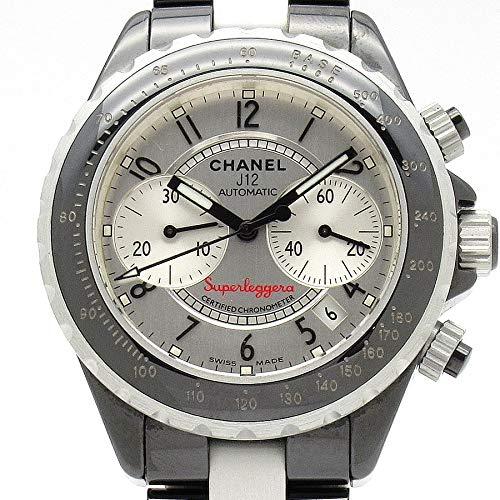 on sale 8ebcd 1d477 Amazon | (シャネル)CHANEL 腕時計 J12 スーパーレッジェーラ ...