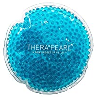 TheraPearl Round Pearl Pack, Reusable and Flexible Hot Cold Therapy Pack with Gel...
