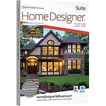 Chief Architect Home Designer Suite 2018