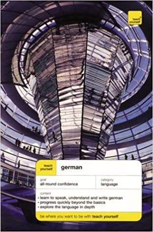 Amazoncom Teach Yourself German Complete Course 9780071420105