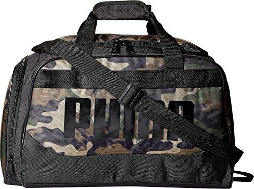 Puma Men's Transformation Duffel, (Puma Green Bag)