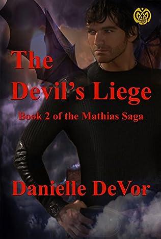 book cover of The Devil\'s Liege