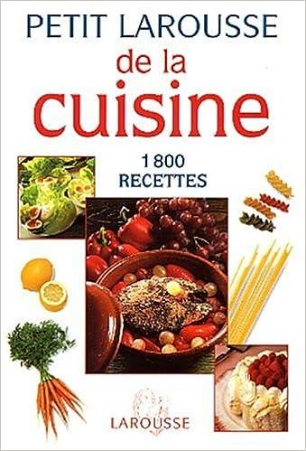 encyclopedie larousse de la cuisine
