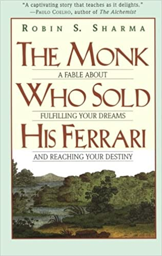 Book Monk Who Sold His Ferrari