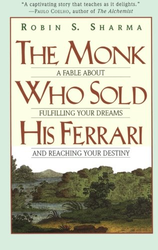 The Monk Who Sold His Ferrari: A Fable About Fulfilling Your Dreams & Reaching Your - Price Ferrari Blue