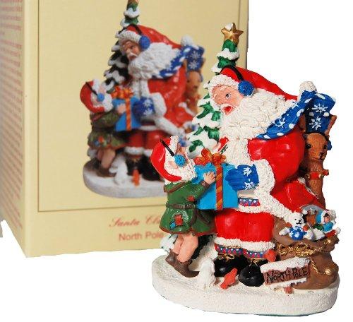 North Pole Santa Claus (Santa Claus Christmas North Pole)