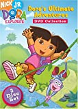 DVD : Dora the Explorer - Dora's Ultimate Adventure Collection