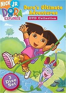 Amazon.com: Dora the Explorer - Dora's Ultimate Adventure