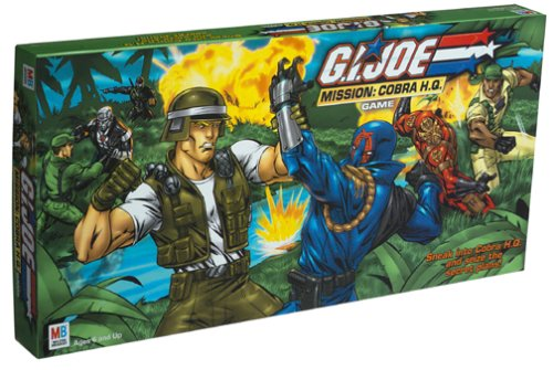 gi joe board game - 2