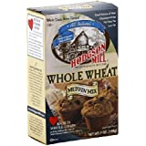 Hodgson Mill Muffin Mix Whole Wheat, 7-ounces (Pack of8)