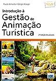 capa de Introdução à Gestão de Animação Turística