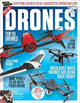 The Drones Book Fourth Edition 2017 Mass Market Paperback – 2017