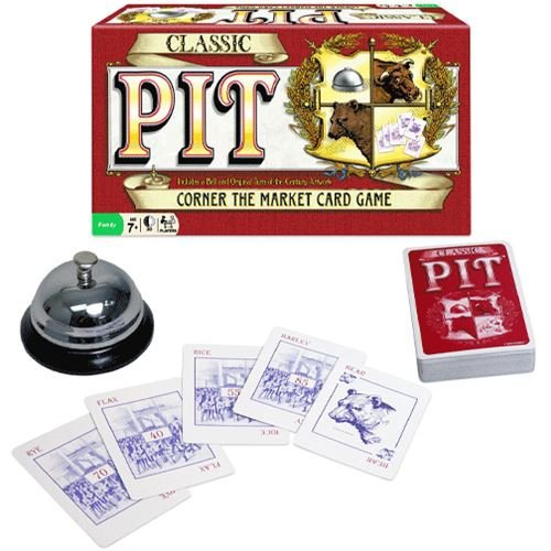 Winning Moves Classic Pit Card Game