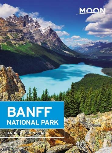 Moon Banff National Park (Travel Guide) (Hotels Canadian National)
