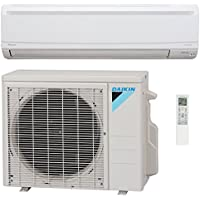 12,000 BTU Wall Mounted Mini Split Air Conditioner & Heat Pump - 23 SEER