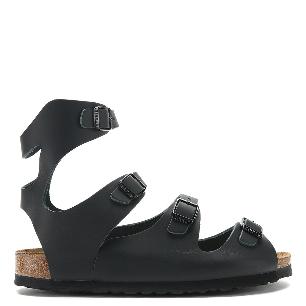caf2ec54fb353 Birkenstock Women's Athen Gladiator Sandals 32193 Black (EU40)
