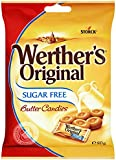 Werther's Original Sugar Free Butter Candies 80 g (Pack of 18)