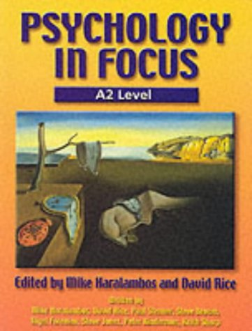 Psychology in Focus - A2 Level