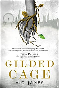 Gilded Cage (Dark Gifts) Kindle Edition by Vic James (Author)