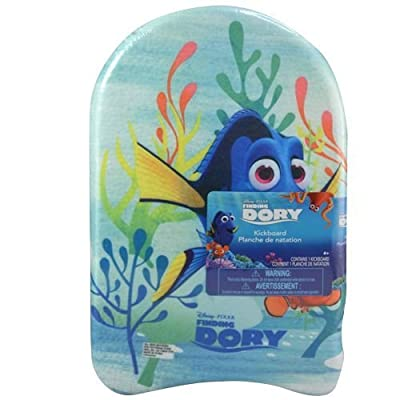 WeGlow International Finding Dory Foam Kick Board: Toys & Games