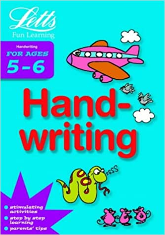 Handwriting Age 5-6 (Letts Fun Learning): Amazon.co.uk: Various ...