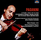 Best Players Violins - Nicolo Paganini: Works for Violin and Orchestra Review