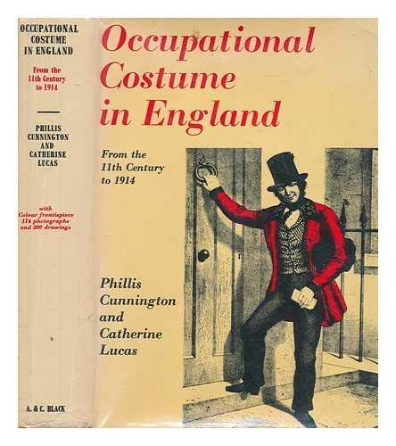 Occupational Costume in England from the Eleventh Century to 1914 -