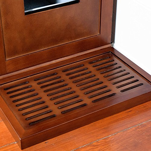 Cat Box Covers (The Refined Feline Catch for the Refined Litter Box, Mahogany)